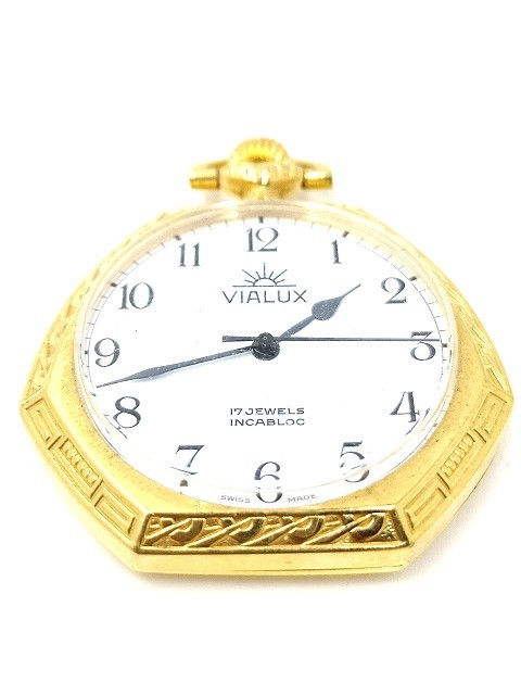 Vialux pocket watch