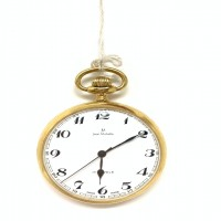 Jean Michelle Gold plated pocket watch