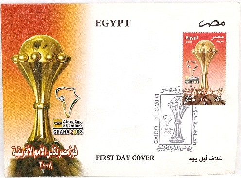 Egypt won the African Nations Cup