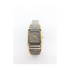 Westar gold plated watch