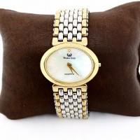 WINDER GEEN 23K gold plated watch
