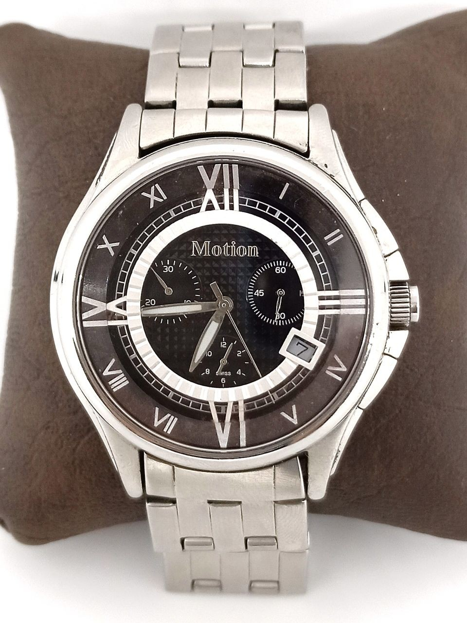 Motion chronograph watch