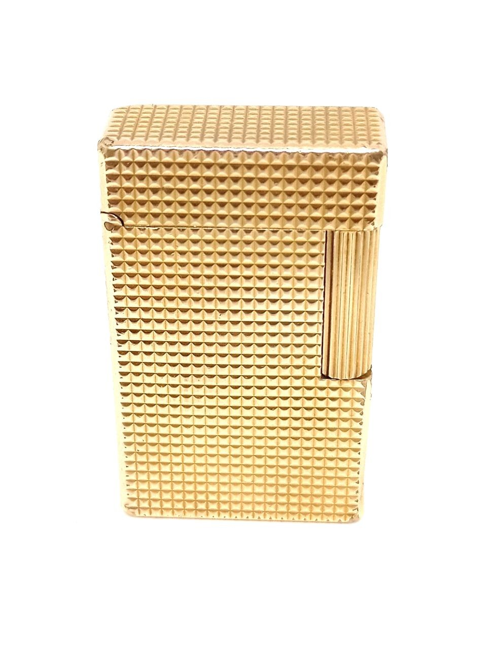 S.T.DUPONT gold plated lighter
