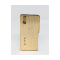 PIERRE CARDIN Gold plated lighter