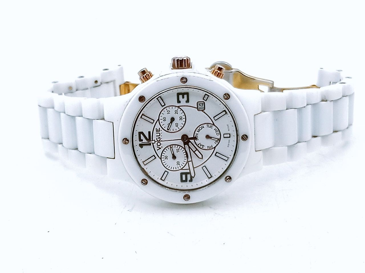 VOGUE VOC-144-CW-1 CERAMIC WATCH