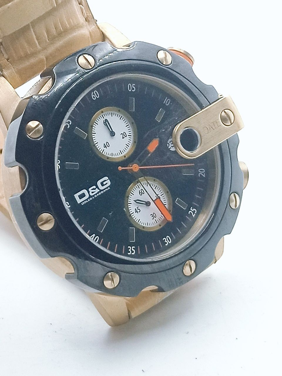 D&G CHRONOGRAPH WATCH