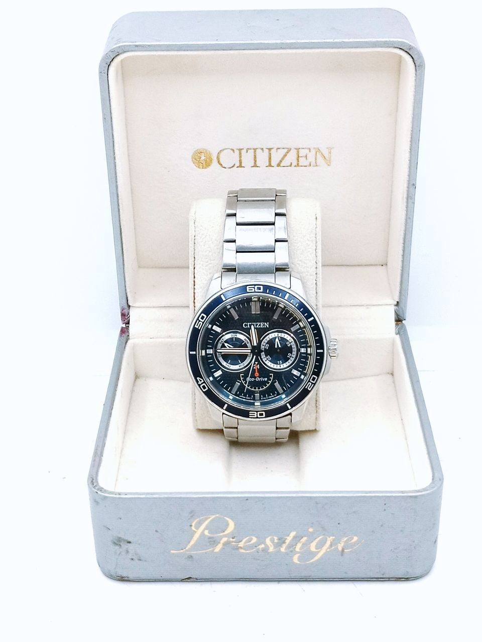 CITIZEN CHRONOGRAPH  ECO -DIVE WATCH