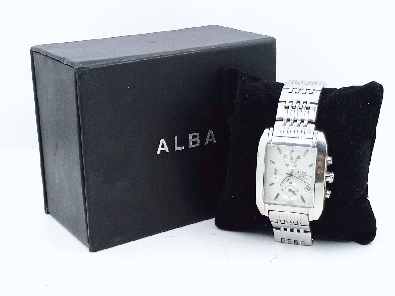 ALBA CHRONOGRAPH YM92-X044 WATCH