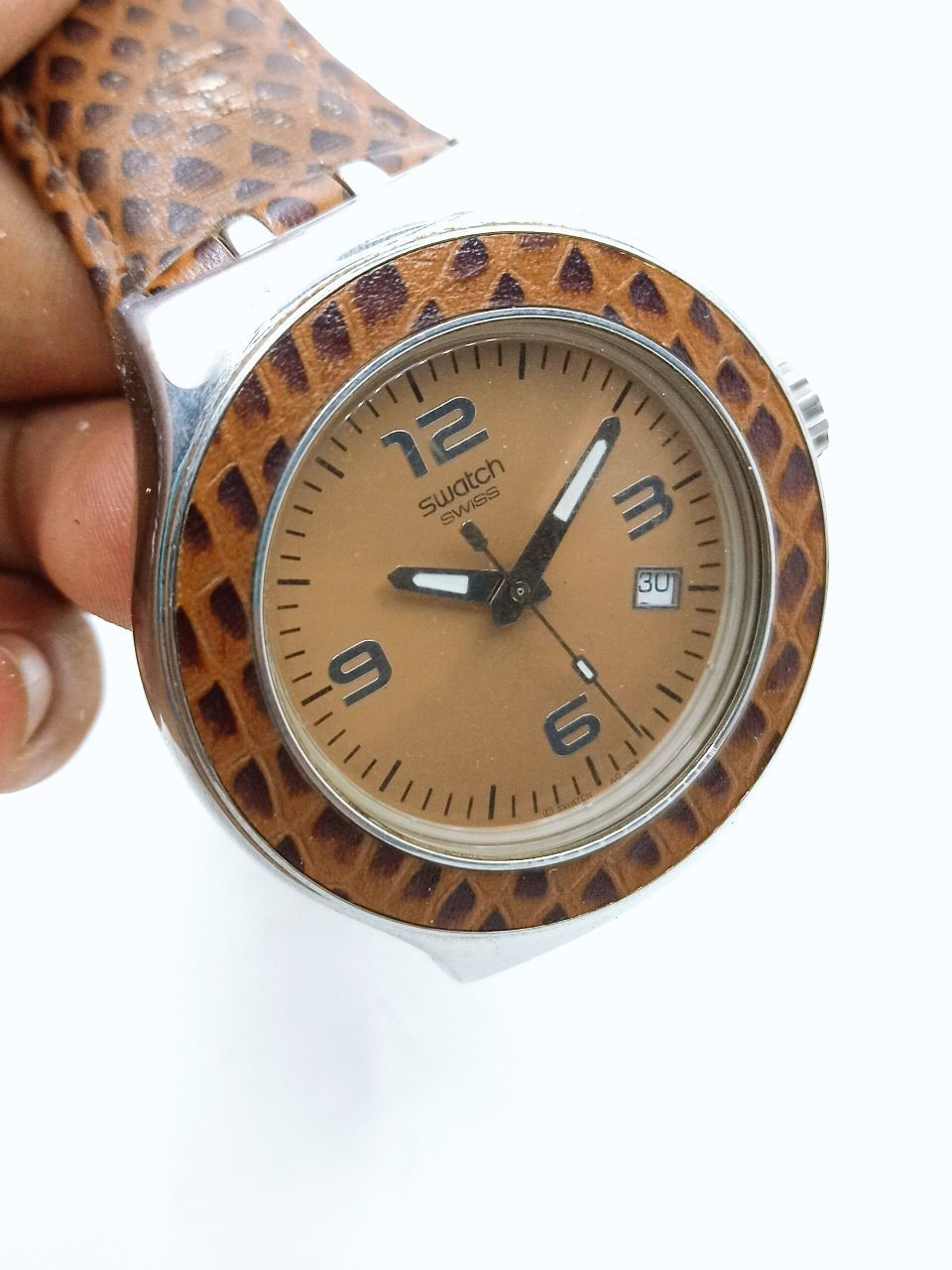 Swatch Irony limited edition watch