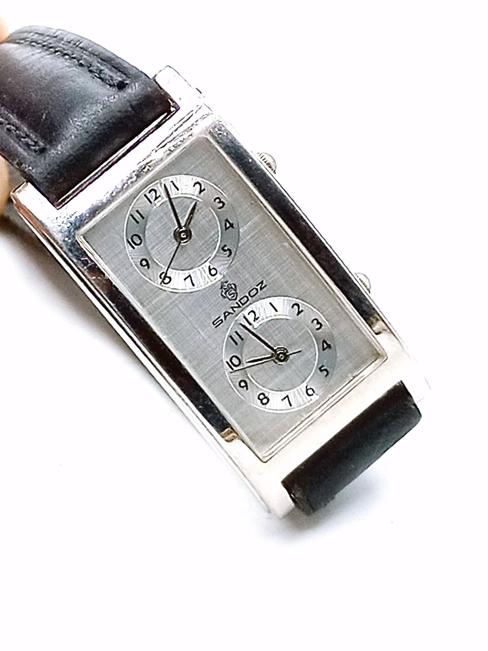 SANDOZ  TWO SEPARATED WATCHES