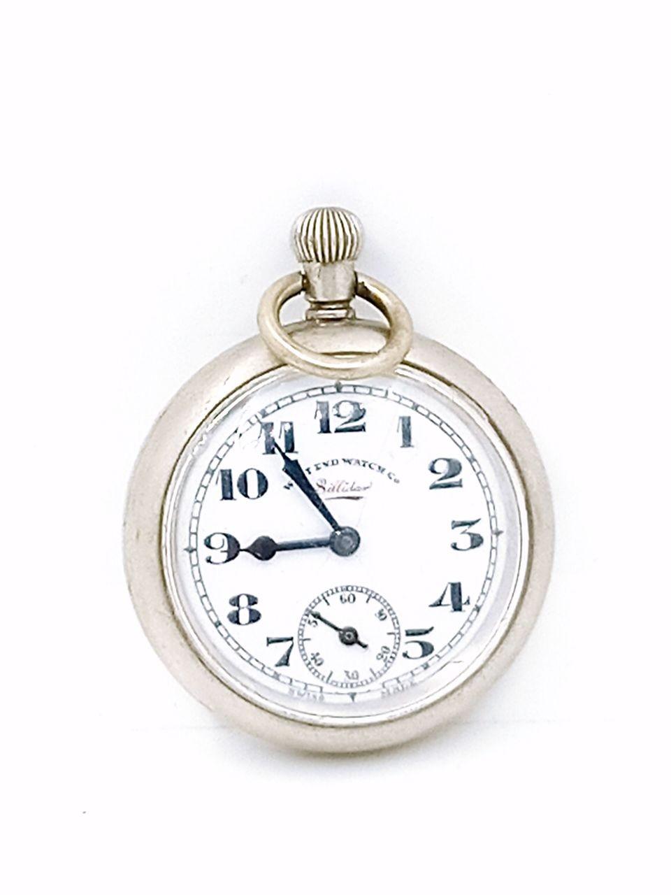west end sillidar pocket watch