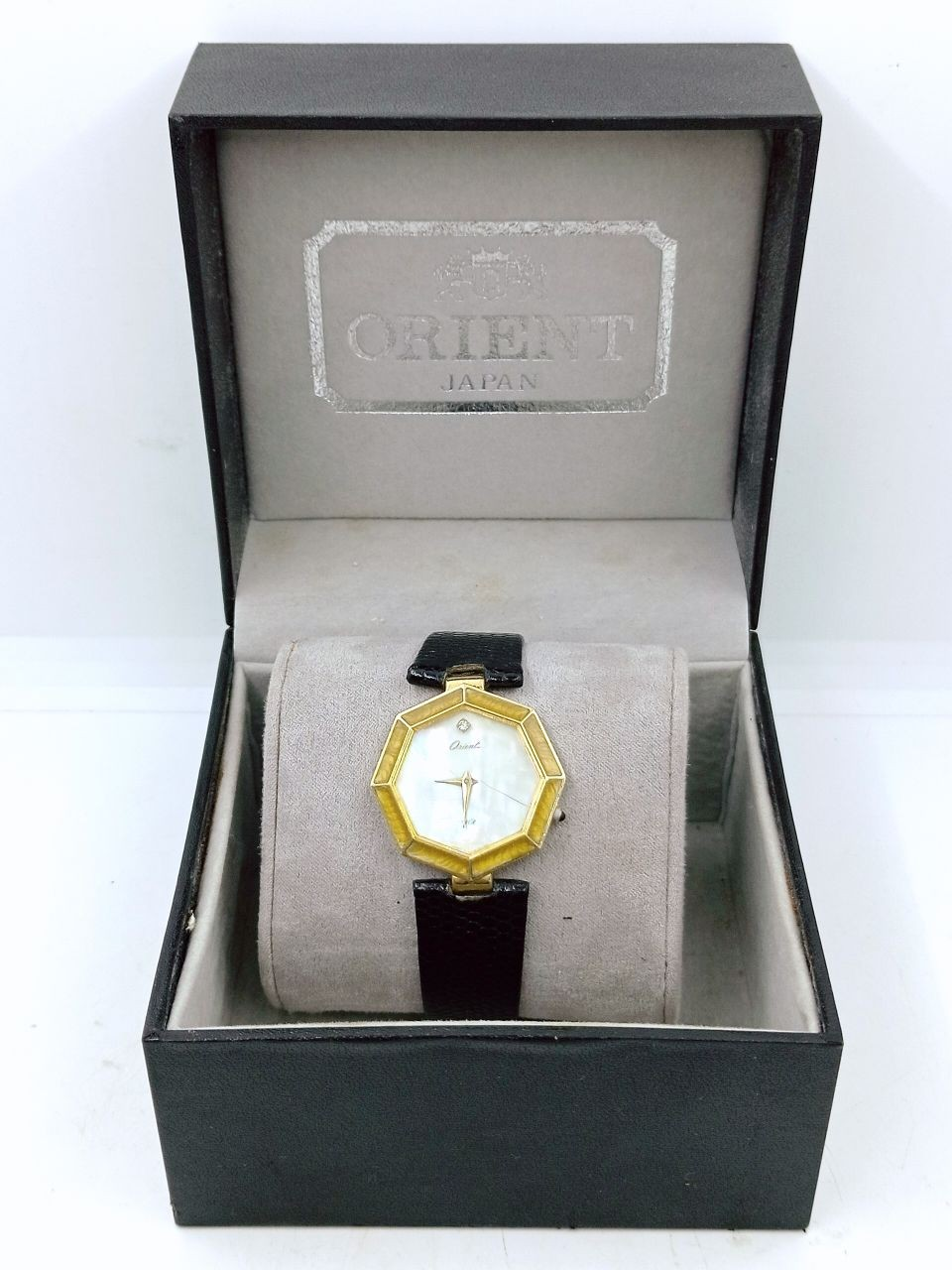 ORIENT MOTHER OF PEARL WATCH